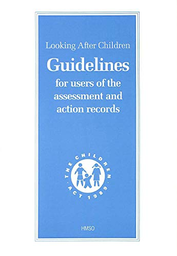 9780113214570: Looking After Children: Assessment and Action Record