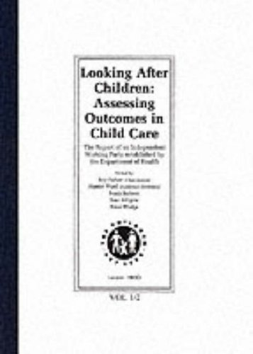 9780113214594: Looking After Children: Assessing Outcomes in Childcare