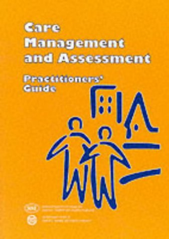 9780113214631: Care Management and Assessment: Practitioners' Guide