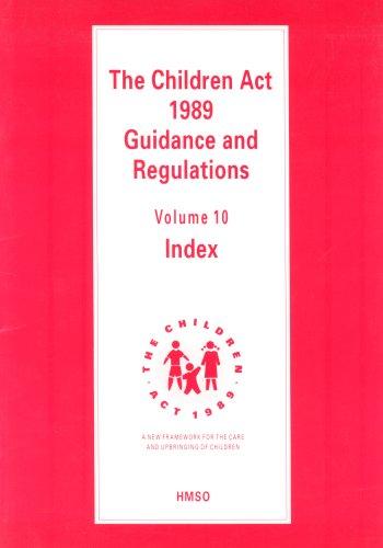 9780113215386: Children ACT 1989 (v. 10)