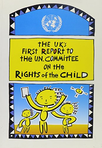 9780113217151: Uk's First Report to the UN Committee on the Rights of the Child