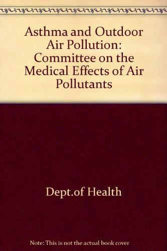 9780113219582: Asthma and Outdoor Air Pollution