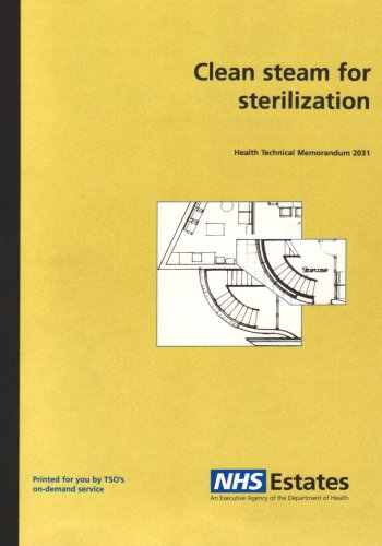 9780113220335: Clean Steam for Sterilization (Health Technical Memorandum)