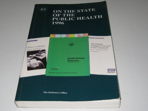 9780113220977: On the State of Public Health 1996: Annual Report