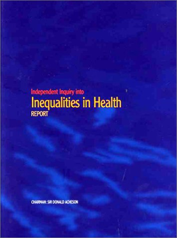 9780113221738: Independent Inquiry into Inequalities in Health: Report