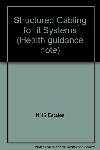 9780113222292: Structured Cabling for it Systems (Health guidance note)
