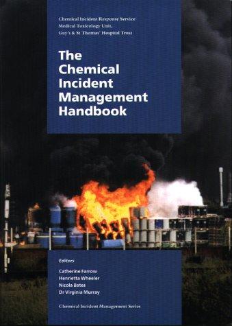 9780113222520: Chemical Incident Management Handbook