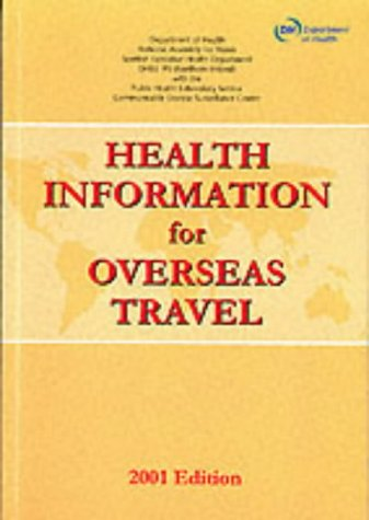9780113223299: Health Information for Overseas Travel