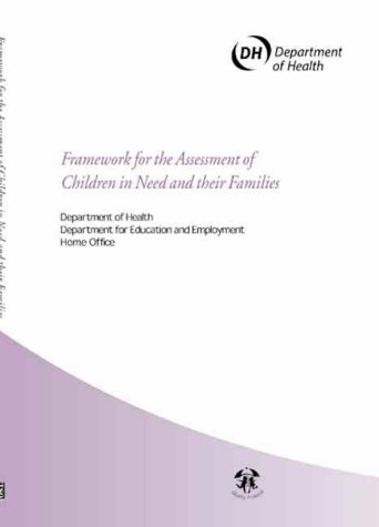 9780113224258: Framework for the Assessment of Children in Need and Their Families: Initiative Pack (Boxed Set)