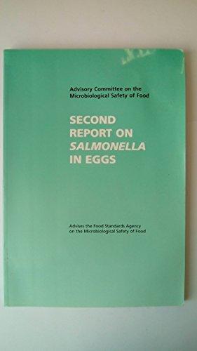 9780113224661: Second Report on Salmonella in Eggs