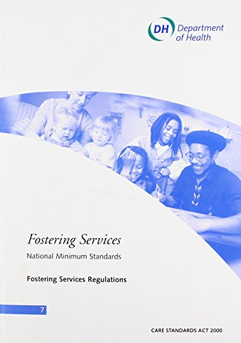 9780113225408: Fostering Services: National Minimum Standards (Fostering services regulations)