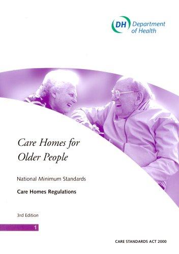 9780113226078: Care Homes for Older People: National Minimum Standards