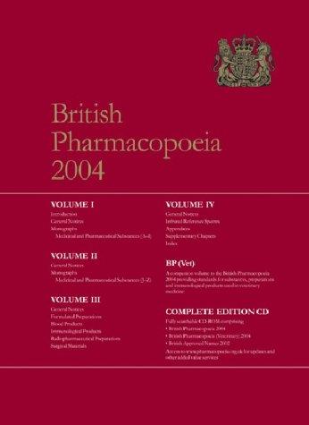 9780113226634: British Pharmacopoeia 2004
