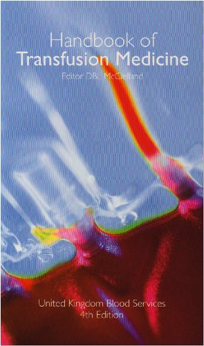 9780113226771: Handbook of transfusion medicine