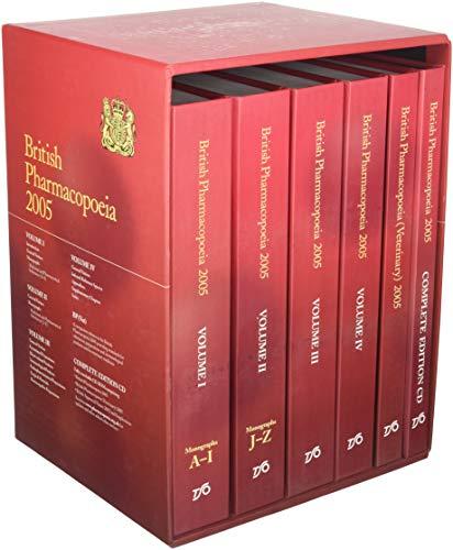 9780113226825: British Pharmacopoeia 2005