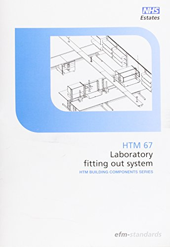 9780113226931: Htm 67 Laboratory Fitting Out Syste
