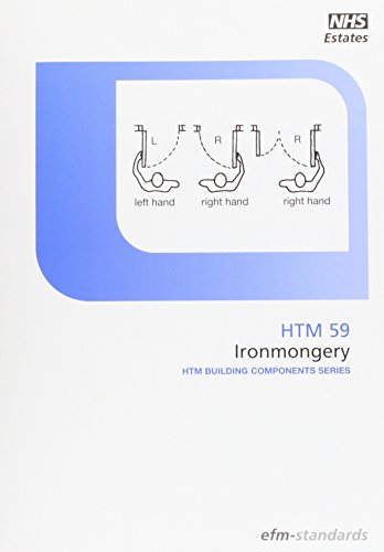 9780113226979: Htm 59 Ironmongery 3rd Edition 200