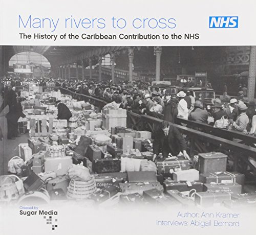 9780113227211: Many rivers to cross: Caribbean people in the NHS 1948-69