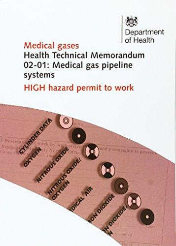 9780113227396: Medical Gas Pipeline Systems: High Hazard Permit to Work (Health Technical Memorandum HTM)