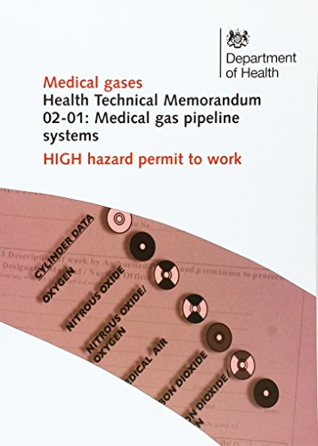 9780113227396: Medical Gas Pipeline Systems: High Hazard Permit to Work (Health Technical Memorandum)