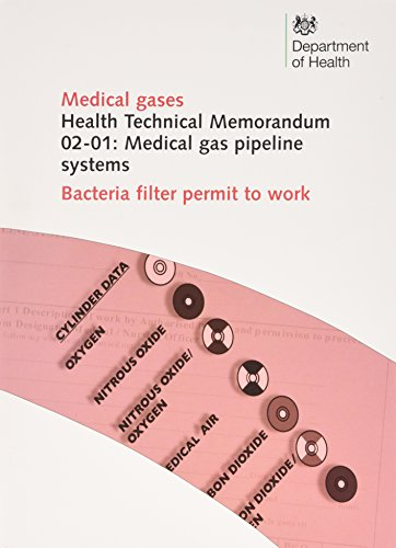 9780113227402: Medical gas pipeline systems: Bacteria filter permit to work (Health technical memorandum)