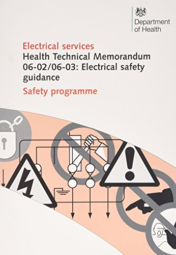 9780113227730: Elecrical Safety Guidance Safety Programme