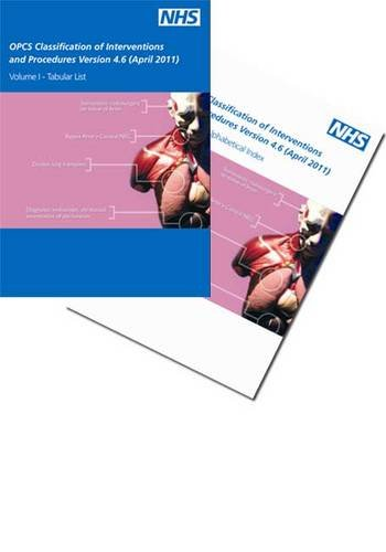9780113228683: OPCS classification of interventions and procedures [combined pack]