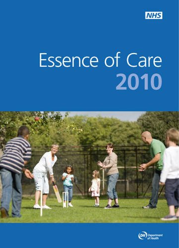 9780113228713: Essence of care 2010: benchmarks for the fundamental aspects of care, [complete]