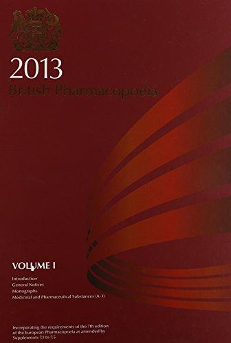 9780113229321: British pharmacopoeia 2013 [Print +CD-Rom]
