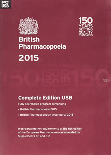 9780113229963: British pharmacopoeia 2015 [print edition]
