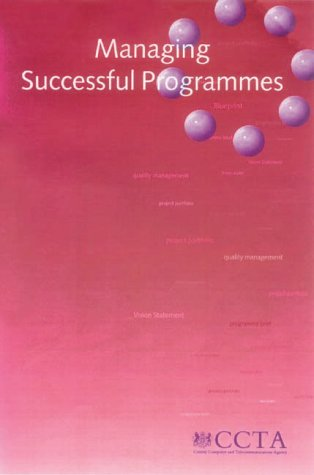 9780113300167: Managing Successful Programmes: Part 16
