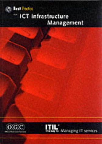 9780113308651: Ict Infrastructure Management (It Infrastructure Library Series)