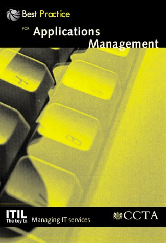 9780113308668: Application Management (IT Infrastructure Library)