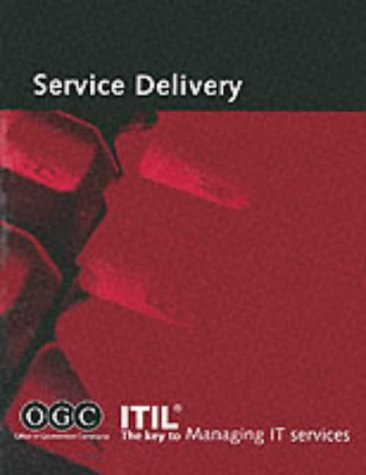 9780113308934: Itil Service Delivery