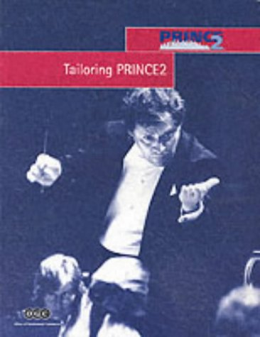 9780113308972: Tailoring Prince2
