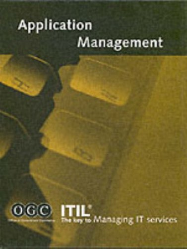 9780113309047: Application Management (IT Infrastructure Library)