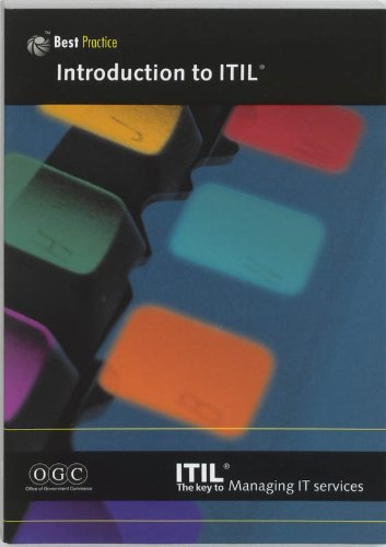 9780113309733: Introduction to Itil