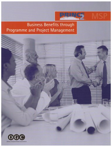9780113310258: Business benefits through programme and project management