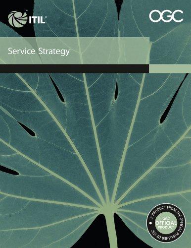 9780113310456: ITIL Service Strategy