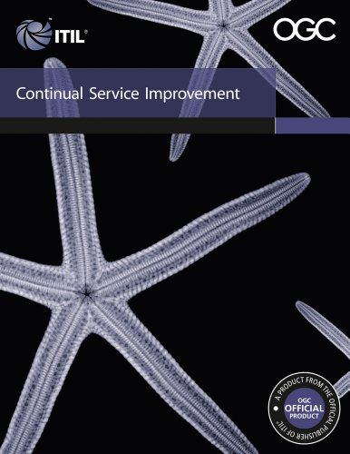 9780113310494: ITIL Continual Service Improvement