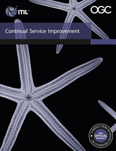 9780113310494: Continual Service Improvement Book (Itil)