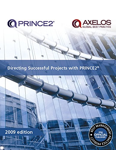 9780113310609: Directing Successful Projects with PRINCE2 2009 Edition Manual