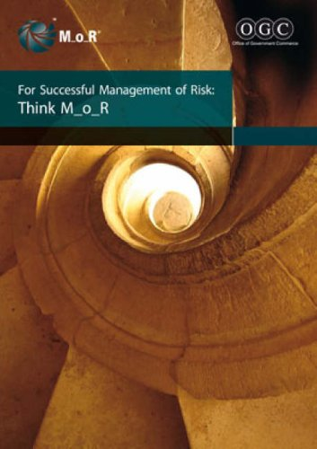 9780113310647: For successful risk management: think M_o_R