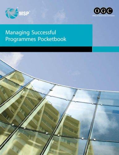 9780113310654: Managing Successful Programmes Pocketbook