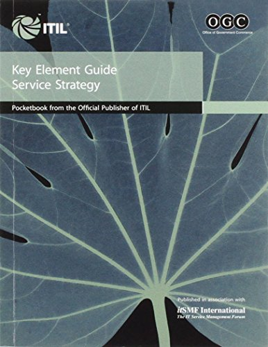 9780113310708: Key Element Guide Service Strategy: The Official Pocketbook