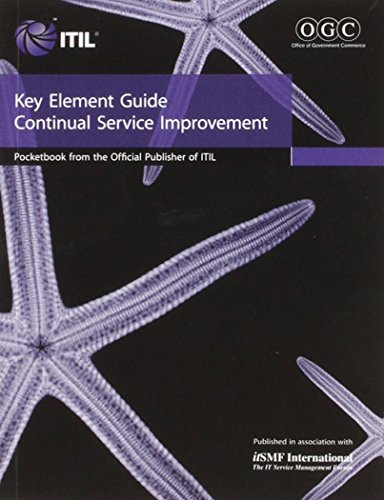 9780113310746: Key Element Guide Continual Service Improvement: The Official Pocketbook (Pack of 10)