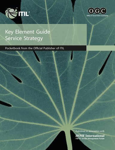 9780113311194: Key Element Guide Service Strategy