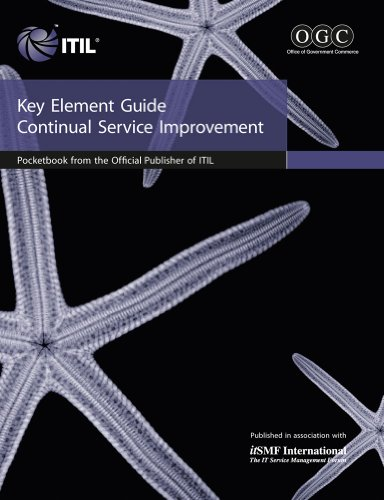 9780113311224: Key Element Guide Continual Service Improvement