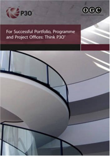 9780113311255: For successful portfolio, programme and project offices: think P3O (P30)