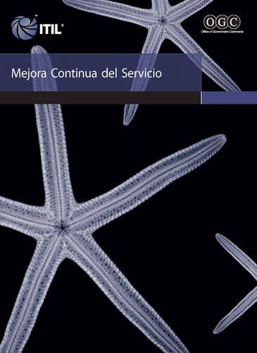 9780113311460: Mejora continua del servicio